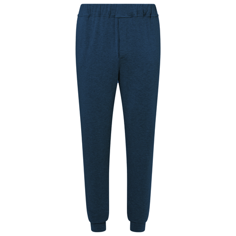NEW * Sweatshirt Snuggle Tracksuit Bottoms - Navy