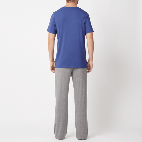 SET - Classic Short Sleeve T-shirt/ Modern Trouser Pyjama