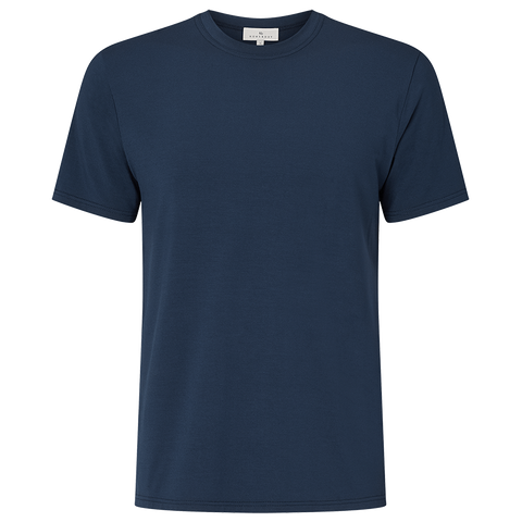Classic Short Sleeve T-Shirt - Pacific Navy
