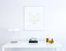 Fine Art Instant Download Geo Fox