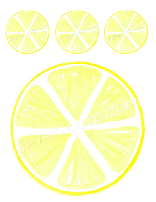 Lemon digital download