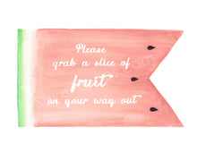 Watermelon bunting digital download   *Free Giveaway!*