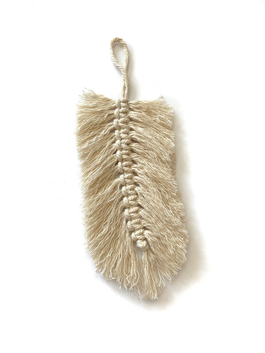 Macrame Feather Kit