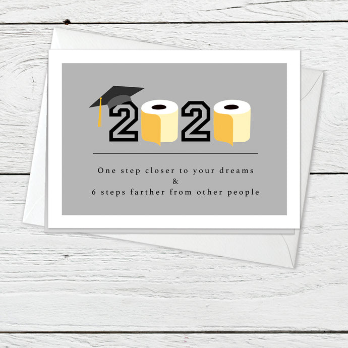 2020 greeting card instant digital download