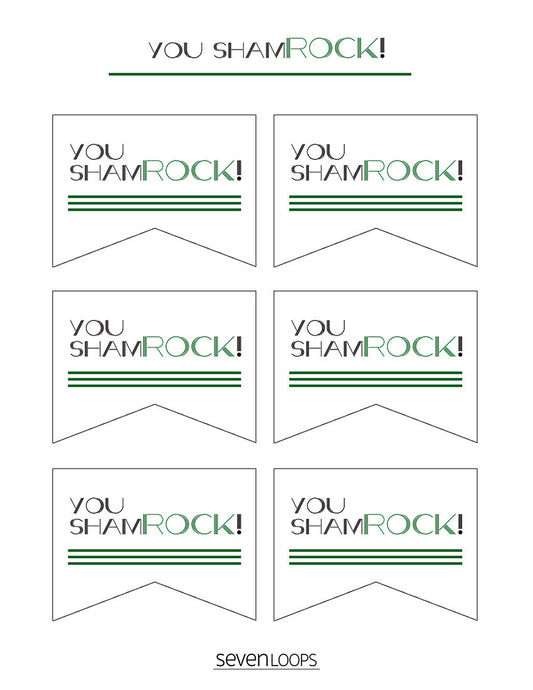 You shamROCK tag download