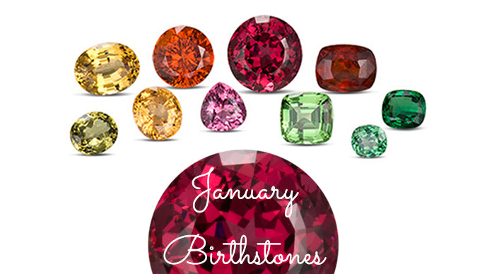 January Birthstones | How to Use Garnet to Keep Your Resolutions