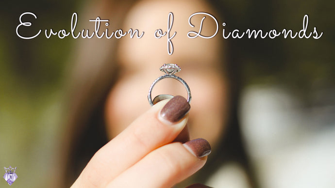 Diamond Cuts | The Brilliant Evolution of Diamond Cuts