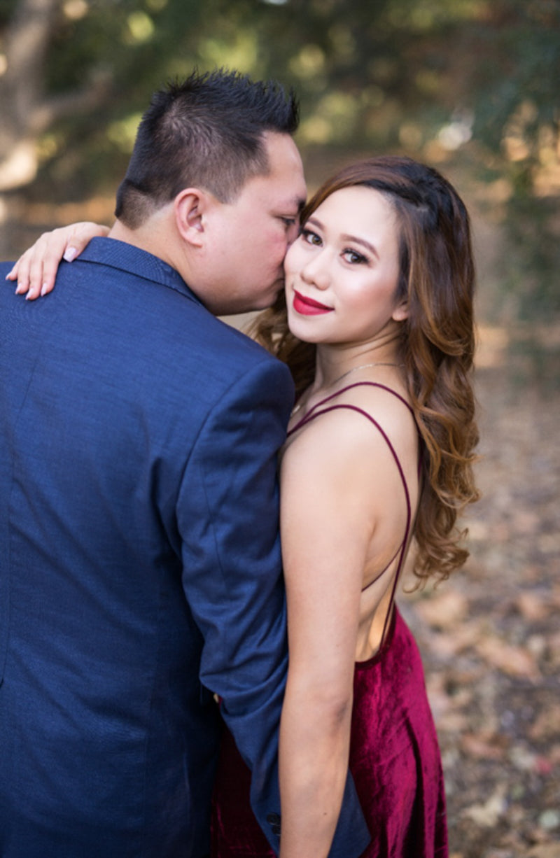 Lovebirds Photo Engagement Shoot