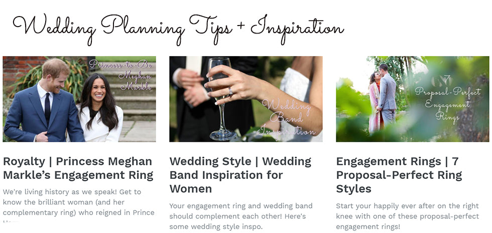 Wedding Blog | Planning Tips & Inspiration