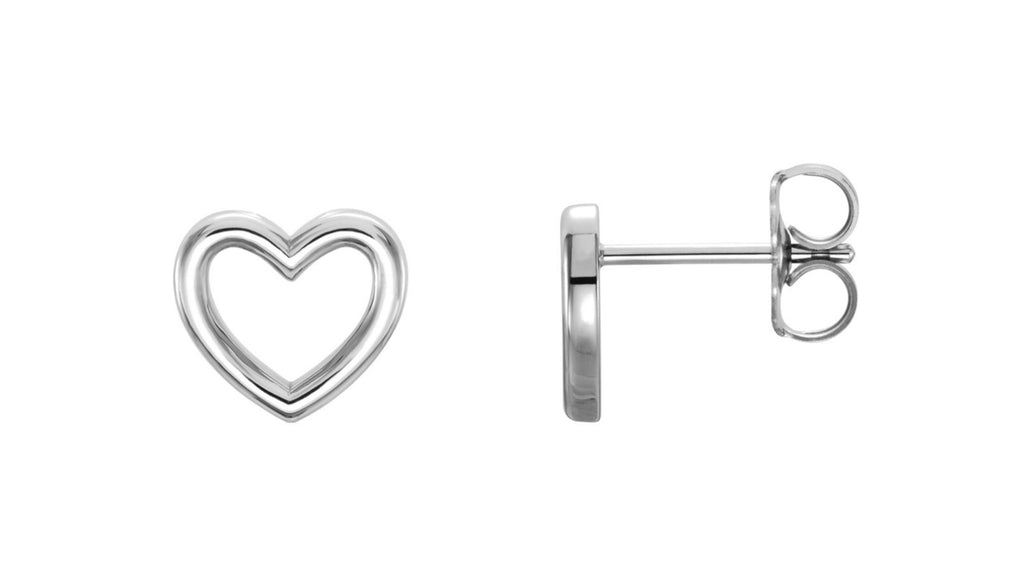 minimalist-heart-stud-earrings