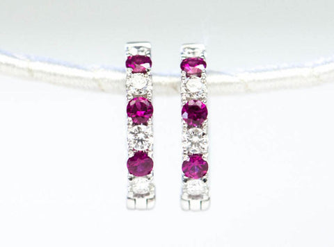 jewel-princess-diamond-ruby-hoop-earrings