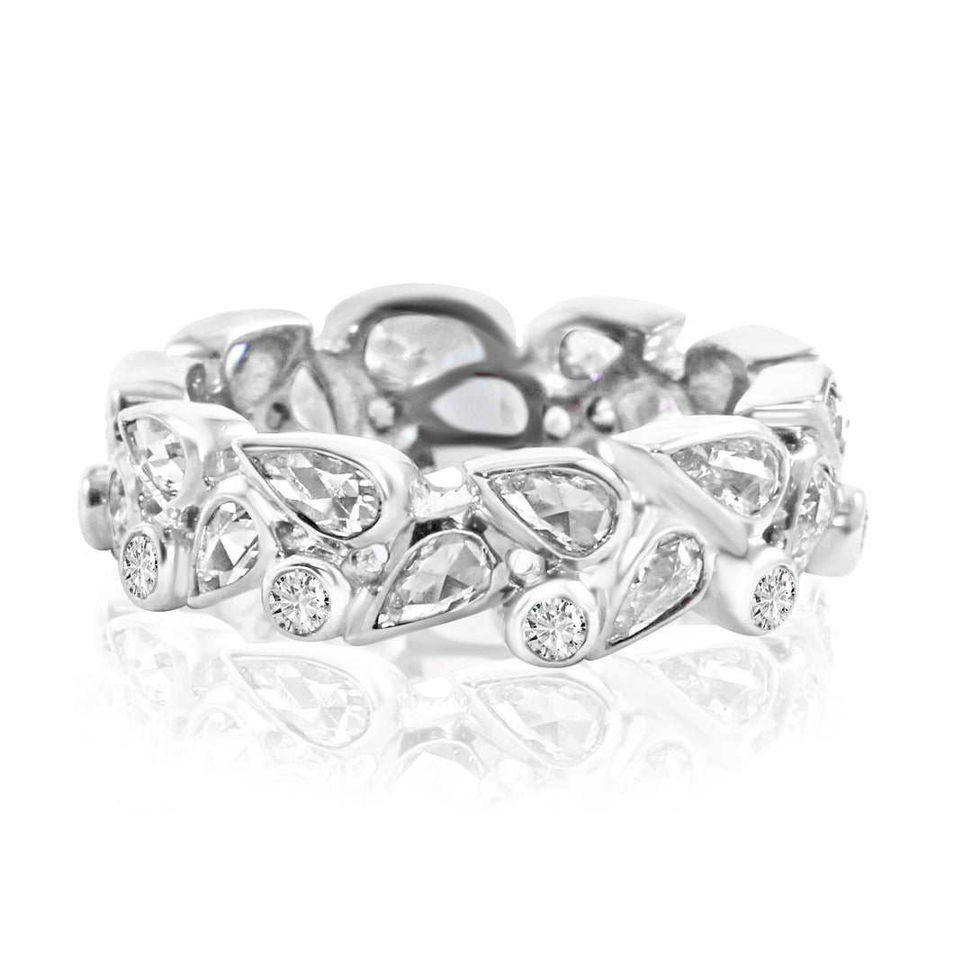 Fancy Eternity Ring - Rings