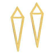 Golden Kite Earrings - Earrings