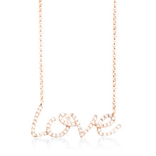 Love, Always Diamond Necklace - Necklace