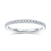 Diamond Wedding Band - 2.4 mm - Rings