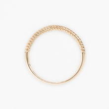 Thin Rope Stacking Ring - Rings