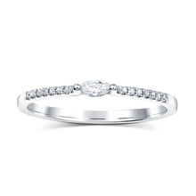 Harper Marquise Diamond Band - Rings