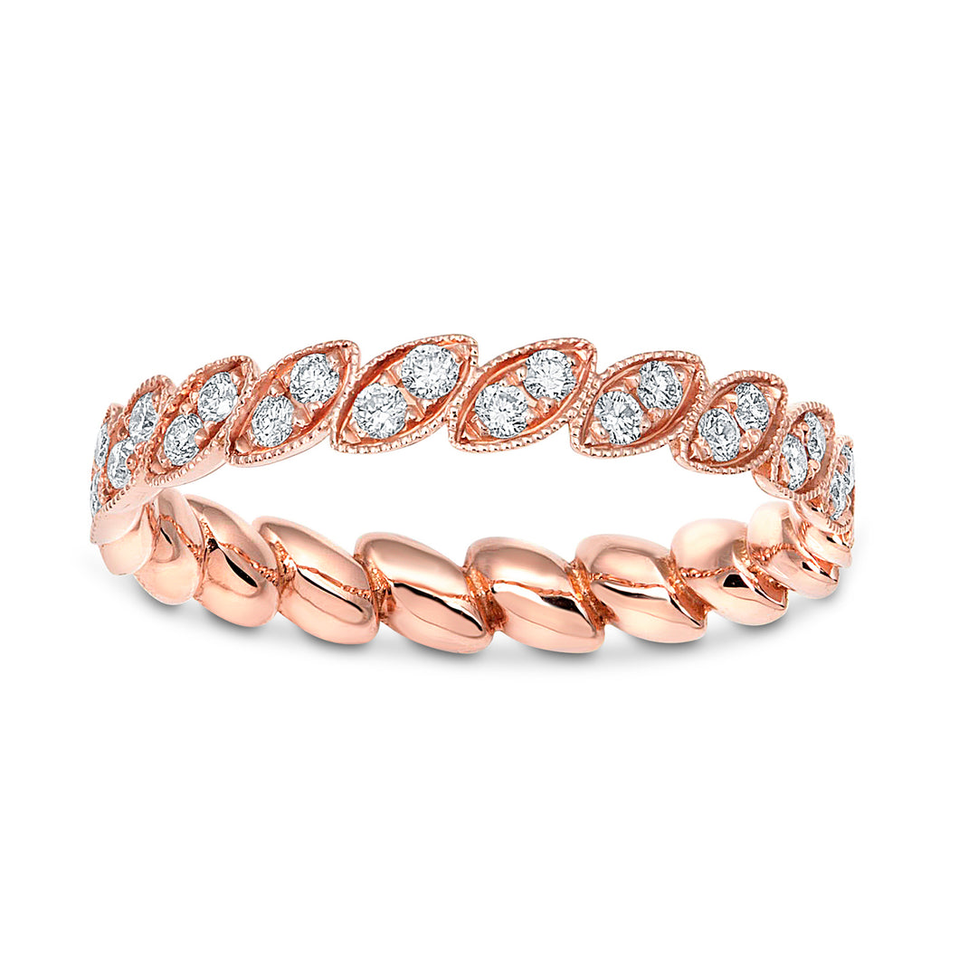 Arwen Eternity Diamond Ring - Rings