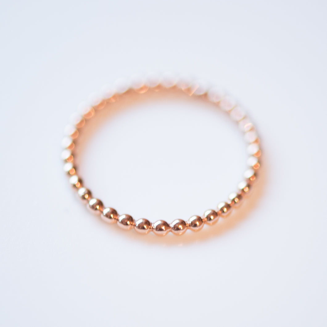 Ball Bead Ring - Ring