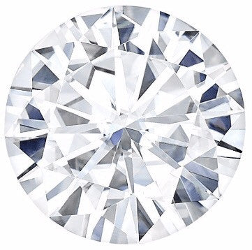 Forever One Charles And Colvard Moissanite - Gems