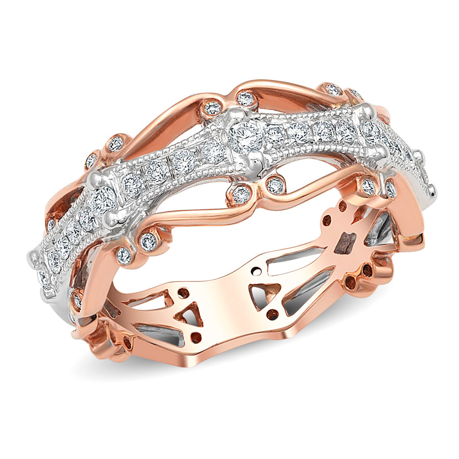 Eva Diamond Ring - Rings