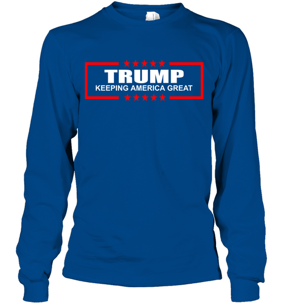 Trump KAG Long Sleeve