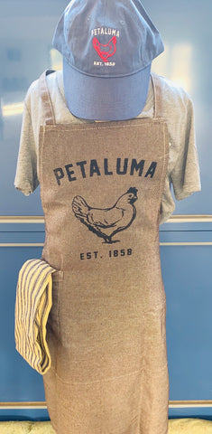 Petaluma Chicken Apron by Luma Vintage