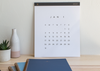 APPOINTED 2021 WALL CALENDAR / DIARY (RRP: £23.75)