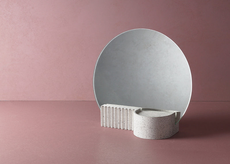 WAVES MIRROR (RRP: £48.00)