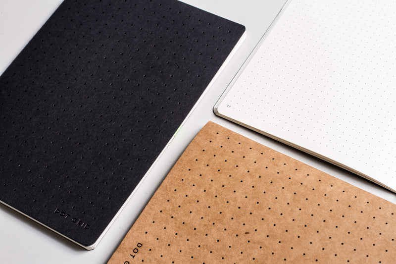 DOT GRID NOTEBOOK (RRP: £6.00)