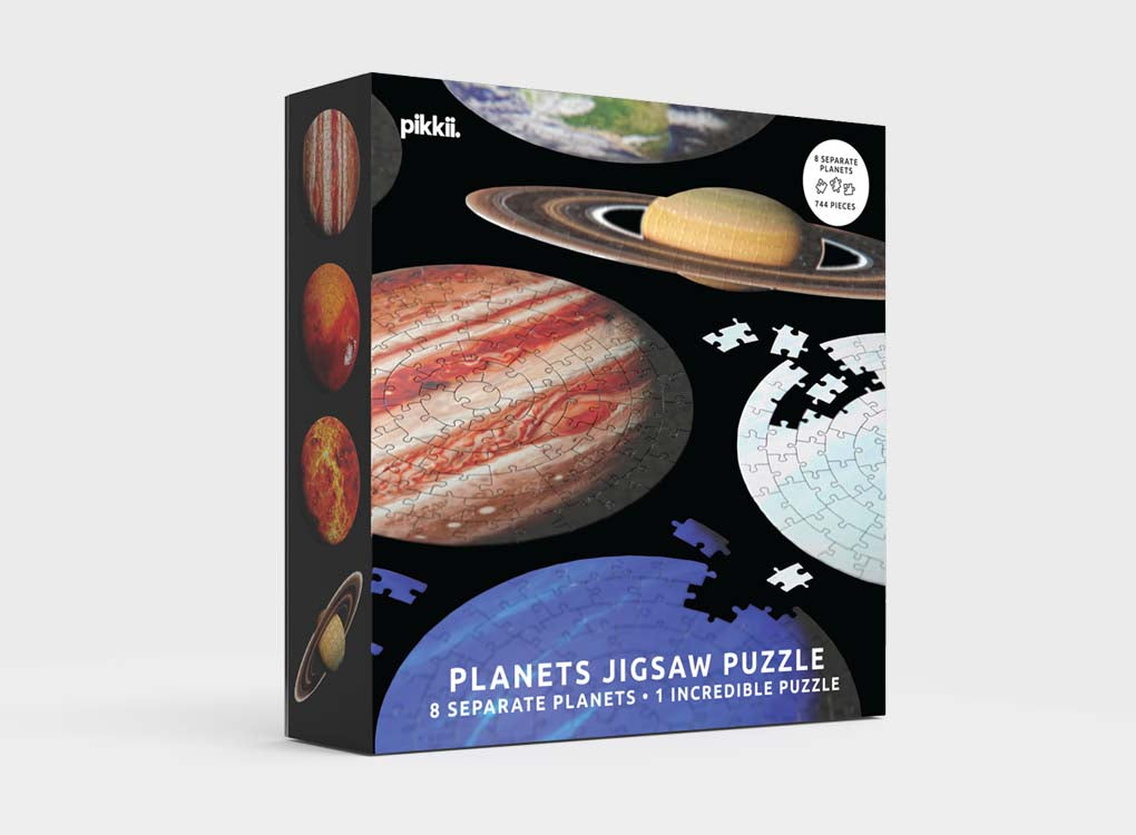 JIGSAW PUZZLE | PLANETS (RRP £24.99)
