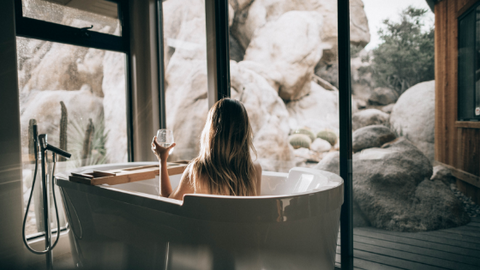 Benefits Of Turning Taking A Bath Into A Self-Care Ritual