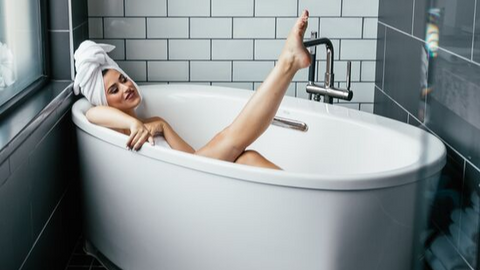 4 Bath Tips You Wish You Knew Sooner