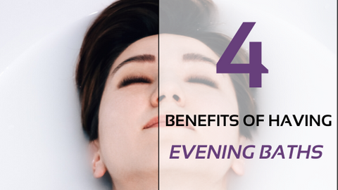 4 Benefits Of Having Evening Baths