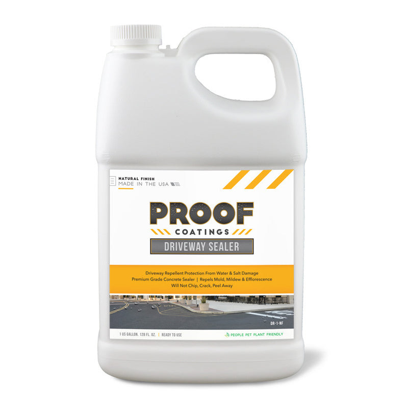 Driveway Sealer: Natural Finish - 1 GAL Ready to Use