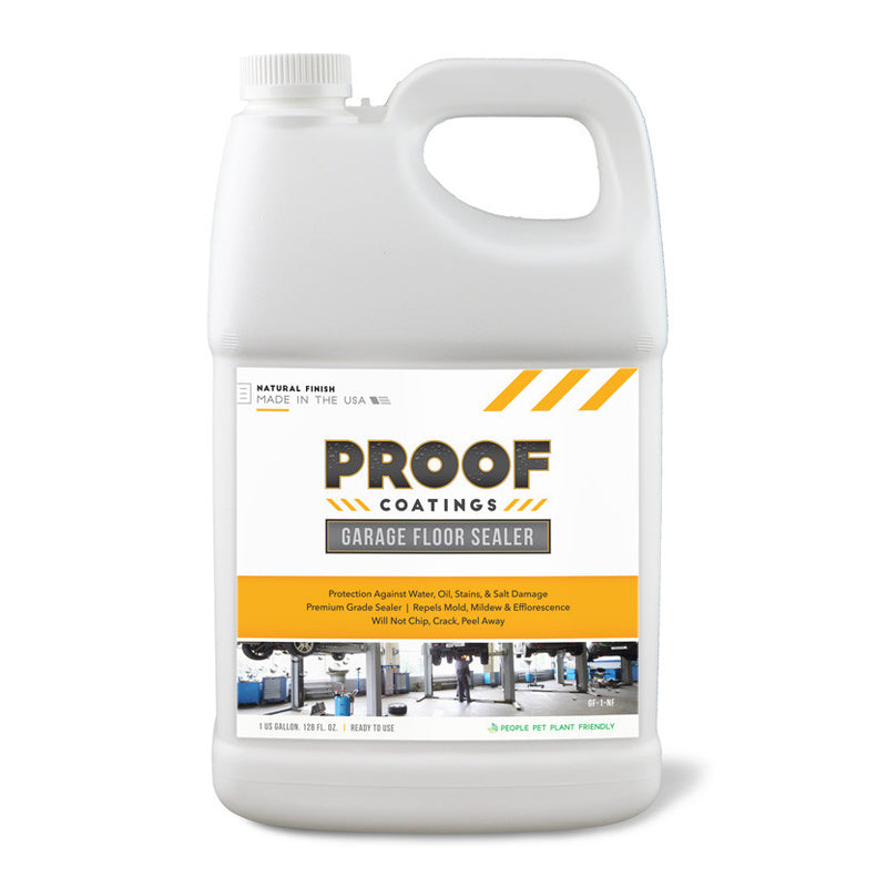 Garage Floor Sealer - 1 GAL Ready to Use
