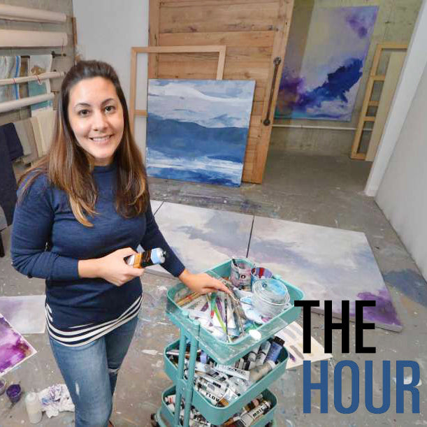 Norwalk artist finds inspiration in the coast
