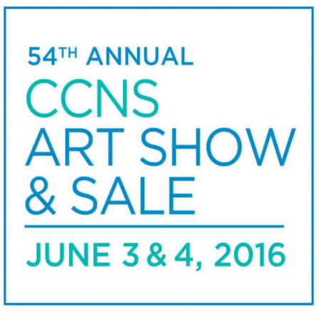 The 54th Annual CCNS Art Show & Sale