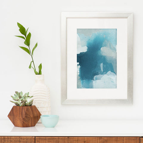 Sea Glass No. 7 - Print