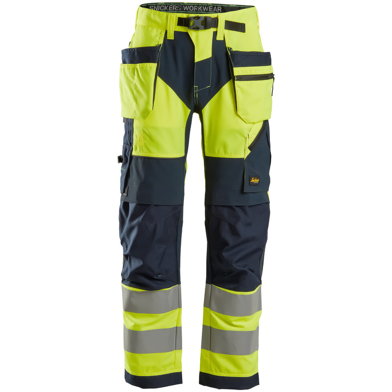 6932 FlexiWork High-Vis Werkbroek+