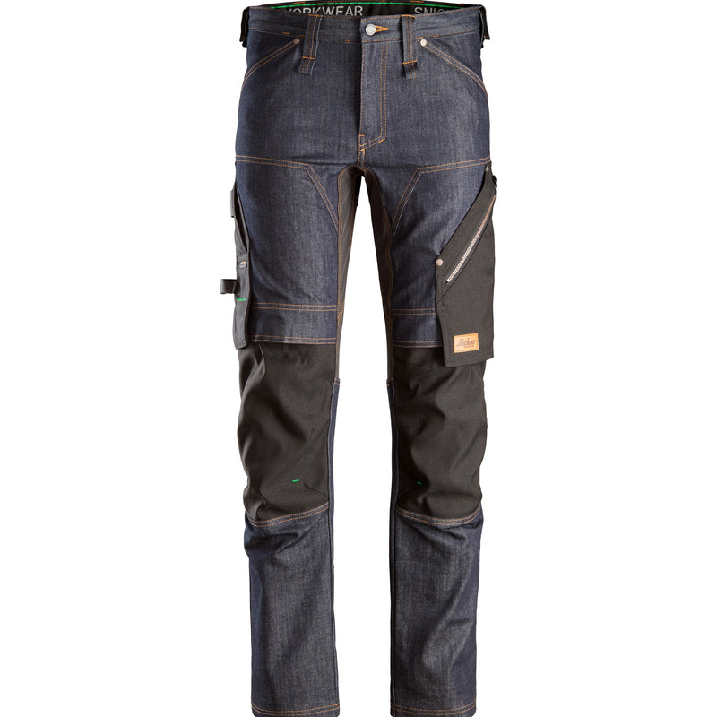 6956 FlexiWork Denim Werkbroek+