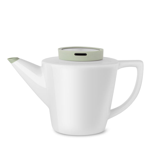 INFUSION Theepot 1,2l porselein