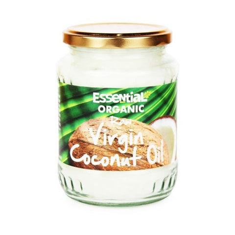 Essential Organic Virgin Coconut Oil 690ml