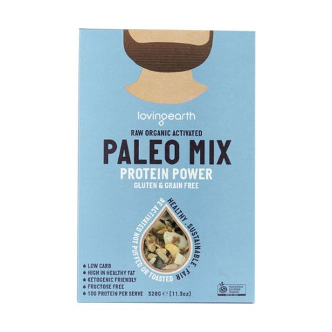 Loving Earth Organic Paleo Protein Power Mix