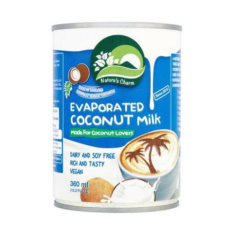 Nature'S Charm Evaperated Coconut Milk