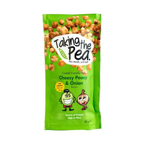 Taking The Pea Cheesy Peasy -  - 21 Days Life x 12 pack