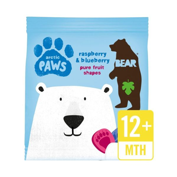 Bear Paws Single Artic x 18 pack