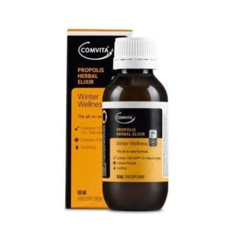 Comvita Manuka Honey Propolis Elixir 200ml