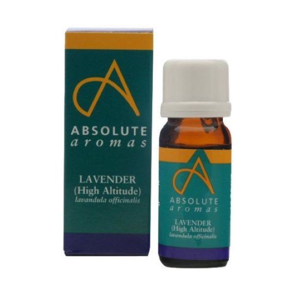 Absolute Aromas LavenderCounter Display 10ml 12 Pack