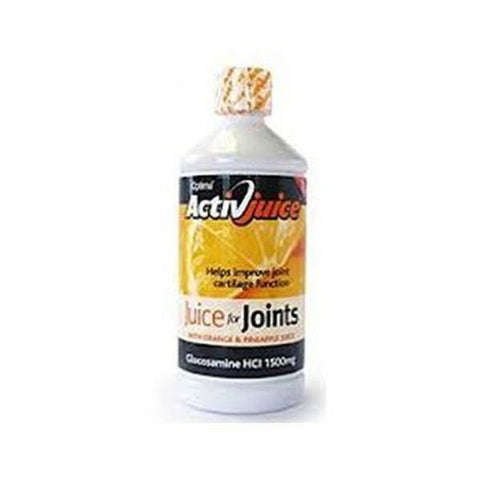 Activjuice Orange and Pineapple Glucosamine Cordial 1000ml
